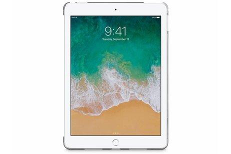 iPad Pro 9.7 hoesje - STM Transparante Half Shell