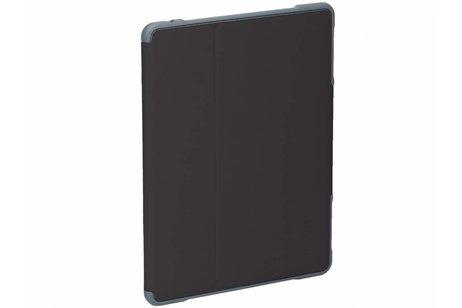 STM Zwarte Dux Ultra Protective Case voor de iPad 2 / 3 / 4