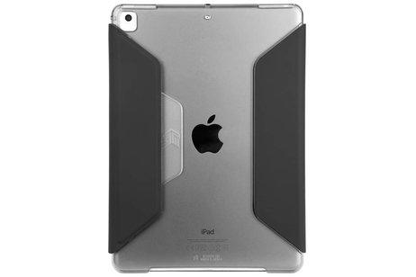 STM Zwarte Studio Case voor de iPad (2018) / (2017) / Pro 9.7 / Air 2 / Air