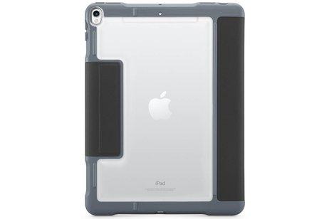 iPad Pro 10.5 hoesje - STM Zwarte Dux Plus