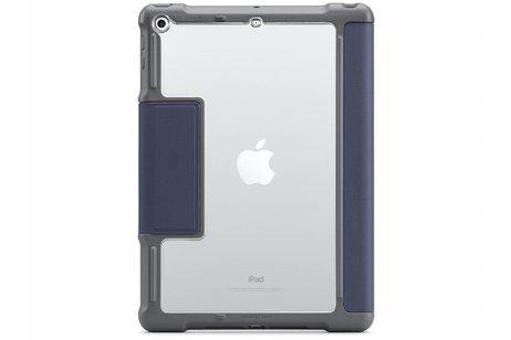 STM Donkerblauwe Dux™ Case voor de iPad (2018) / (2017)