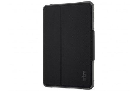 iPad Mini 4 hoesje - STM Zwarte Dux™ Rugged