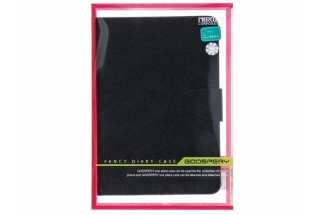 Samsung Galaxy Tab S2 8.0 hoesje - Mercury Goospery Zwarte Canvas