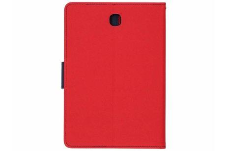Samsung Galaxy Tab S2 8.0 hoesje - Mercury Goospery Rode Canvas