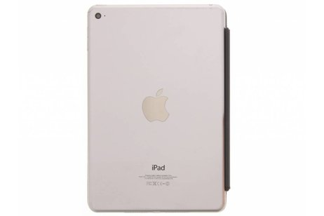 iPad Mini 4 hoesje - Apple Donkergrijze Smart Cover