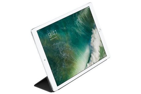 iPad Pro 12.9 hoesje - Apple Leather Smart Cover