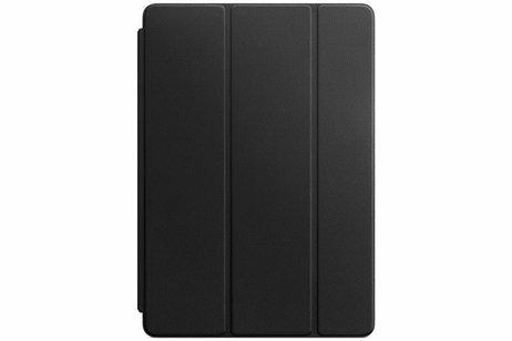 Apple Leather Smart Bookcase voor iPad Pro 10.5 / Air 10.5 - Zwart