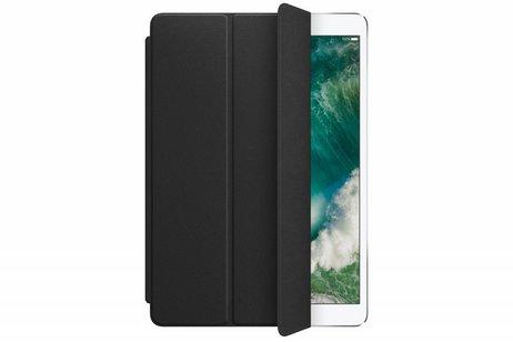 iPad Pro 10.5 hoesje - Apple Zwarte Leather Smart