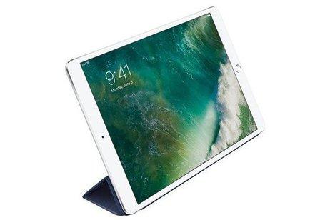iPad Pro 10.5 hoesje - Apple Blauwe Leather Smart