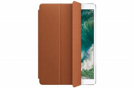 iPad Pro 10.5 hoesje - Apple Bruine Leather Smart