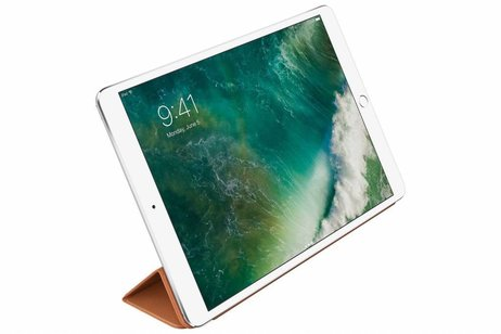 Apple Leather Smart Bookcase voor iPad Pro 10.5 / Air 10.5 - Bruin