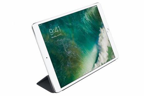 iPad Pro 10.5 hoesje - Apple Zwarte Smart Cover