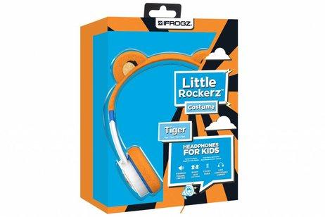 iFrogz Tijger Little Rockerz Kinderkoptelefoon