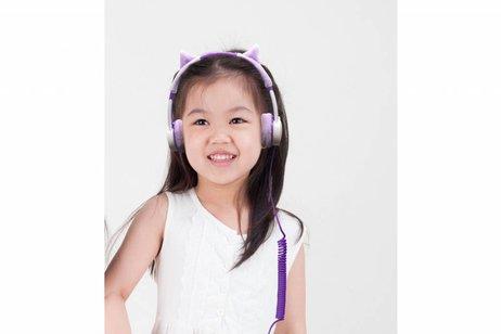 iFrogz Uil Little Rockerz Kinderkoptelefoon