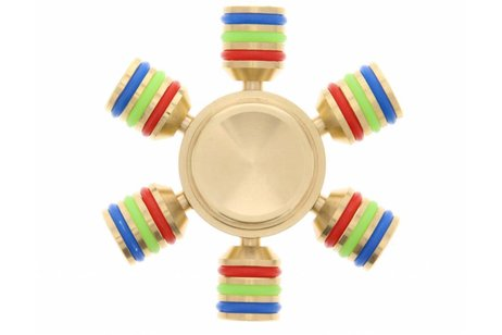 Color Fidget Spinner