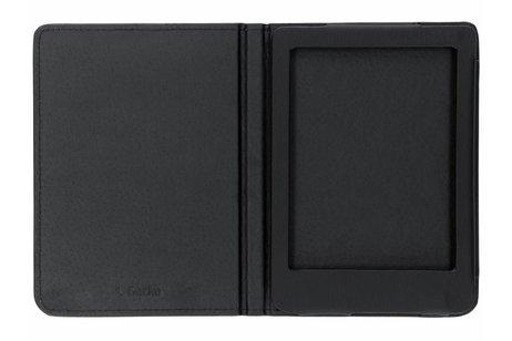 Kobo Clara HD hoesje - Gecko Covers Zwarte Deluxe