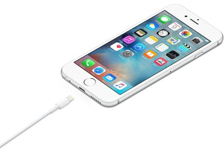Apple Witte Lightning naar USB-kabel 1 meter