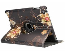 360° draaibare design tablethoes iPad 2 / 3 / 4