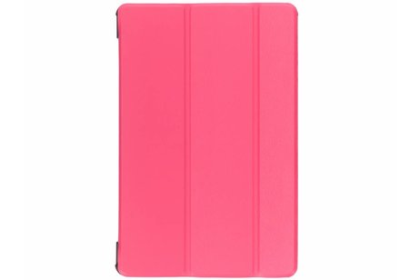 Samsung Galaxy Tab S4 10.5 hoesje - Fuchsia Stand Tablet Cover
