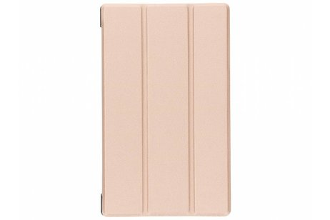 Lenovo Tab 4 8 inch hoesje - Stand Bookcase voor Lenovo