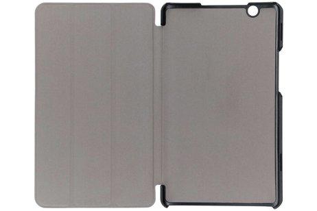 Huawei MediaPad M3 hoesje - Rosé Gouden Stand Tablet