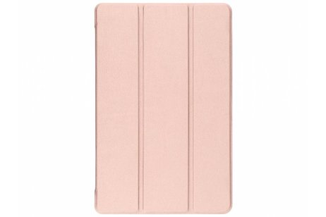 Acer Iconia Tab 10 A3-A40 hoesje - Rosé Gouden Stand Tablet