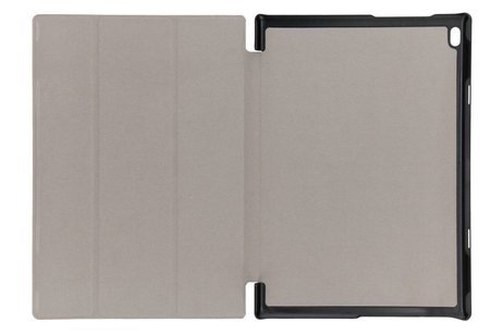 Lenovo Tab 4 10 inch hoesje - Parijs design tablethoes voor