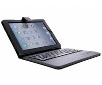 Booktype hoes met Bluetooth toetsenbord iPad 2 / 3 / 4