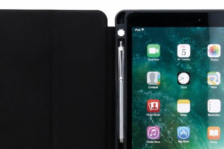 iPad Pro 10.5 hoesje - Dux Ducis Zwarte Domo