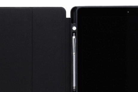 iPad Pro 12.9 hoesje - Dux Ducis Zwarte Domo