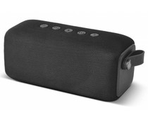 Fresh 'n Rebel Zwart Rockbox Bold M Bluetooth Speaker