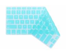 Turquoise CrystalGuard toetsenbord cover