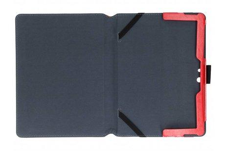 Microsoft Surface Go hoesje - Effen Bookcase voor Microsoft