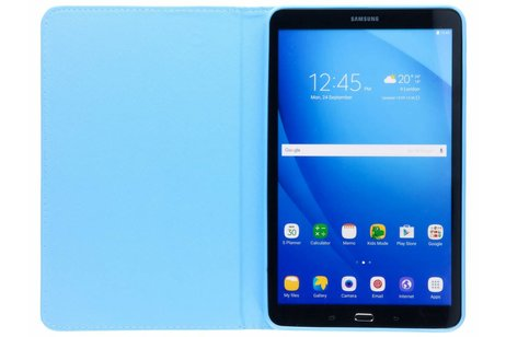 Samsung Galaxy Tab A 10.1 (2016) hoesje - Regenboog design TPU tablethoes