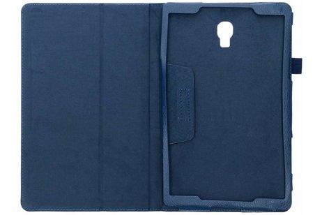 Samsung Galaxy Tab A 10.5 (2018) hoesje - Effen Bookcase voor Samsung