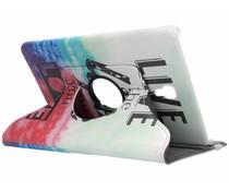 360° Draaibare Design Bookcase Galaxy Tab A 10.5 (2018)