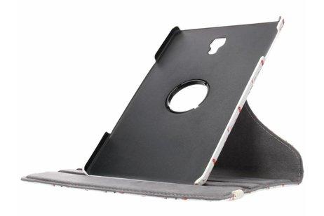 Samsung Galaxy Tab A 10.5 (2018) hoesje - 360° Draaibare Design Bookcase