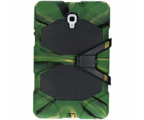Groen extreme protection army case Galaxy Tab A 10.5 (2018)