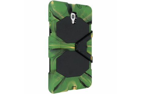 Samsung Galaxy Tab A 10.5 (2018) hoesje - Extreme Protection Army Backcover