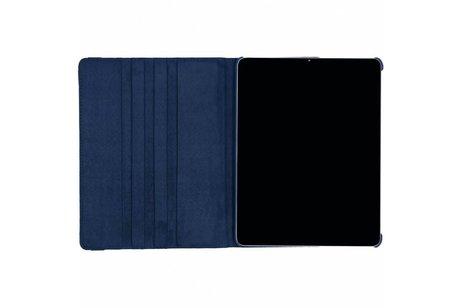 iPad Pro 12.9 (2018) hoesje - 360° Draaibare Bookcase voor