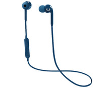 Fresh 'n Rebel Blauw Vibe Wireless In-Ear Headphones