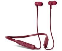 Fresh 'n Rebel Rood Band-It Wireless In-Ear Headphones