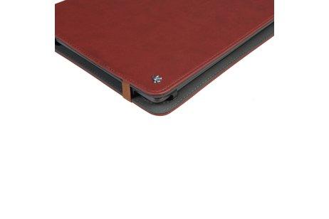 iPad (2018) hoesje - Gecko Covers Bruine Universal