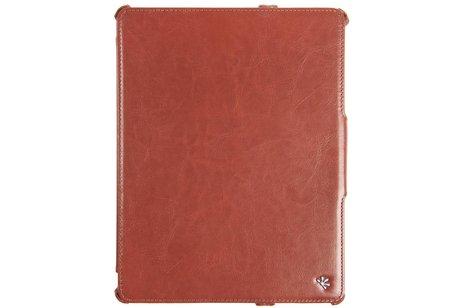 Gecko Covers Bruine Slimfit Cover voor de iPad 2 / 3 / 4