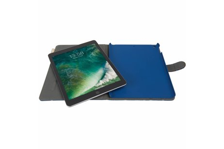 Gecko Covers Easy-Click Bookcase voor iPad (2017) / (2018)