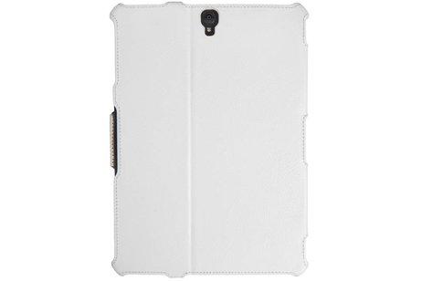 Samsung Galaxy Tab S3 9.7 hoesje - Gecko Covers Witte Slimfit