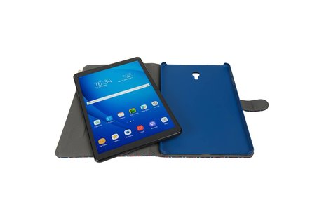 Samsung Galaxy Tab A 10.5 (2018) hoesje - Gecko Covers Easy-Click Bookcase