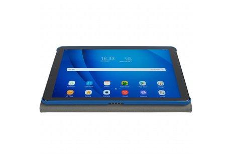Samsung Galaxy Tab A 10.5 (2018) hoesje - Gecko Covers Meerkleurige Easy-Click