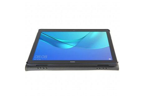 Huawei MediaPad T5 10.1 inch hoesje - Gecko Covers Zwarte Easy-Click