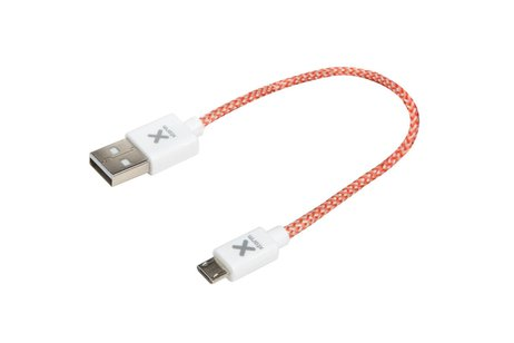 Xtorm Micro-USB naar USB-kabel - 0,2 meter